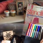 Craft Supplies Sale at Broad Bay
