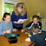 Damariscotta Montessori School Hosts STEM Event