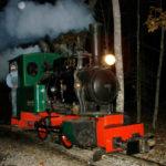 Board the Ghost Train for a Small Scare