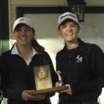 Eagle golfer Bailey Plourde wins third State Schoolgirl Golf Championship