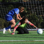 Lady Eagles battle to scoreless tie
