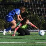 Lady Eagles battle to scoreless tie