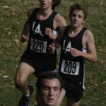 Lincoln Academy wins KVAC boys cross country championship