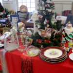 Raffles and Regifting at St. Patrick's Christmas Fair