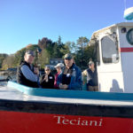 River Tour for DRA Volunteers Highlights Conservation Successes
