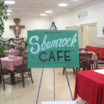 Shamrock Café A Welcome Highlight of Christmas Fair
