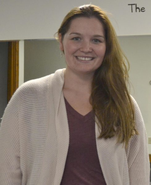 Chelsea Taylor, of Wiscasset, is the new owner of The ComeFit Zone Group Exercise and Fitness Studio in Damariscotta. (Maia Zewert photo)