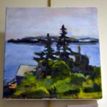 Review: Pemaquid Studio Painters Offer Striking Show at Skidompha