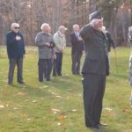 Schooner Cove Ceremony Honors Veterans