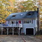 Fire Damages Boothbay Home, No Injuries