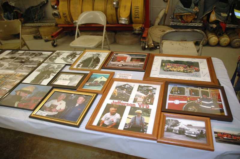 More than seven decades of history was on display at Jefferson Fire and Rescue's open house Saturday, Nov. 12. (Alexander Violo photo)