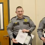 Jail Staff Recognized for Saving Inmate's Life