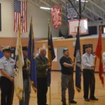 Medomak Middle School Honors Veterans Here and Gone