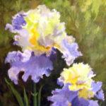 Artist Judy Nixon's 'Floral Feast' at PWA