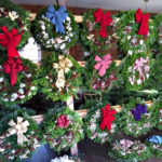 Bremen Library Wreath Sale