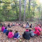 Damariscotta Montessori School Goes to Camp Kieve