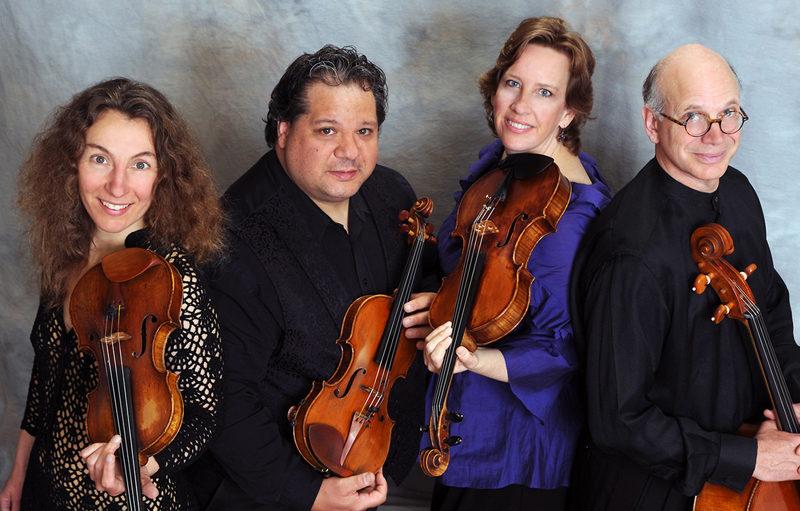 The DaPonte String Quartet