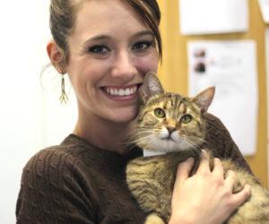 Fuller New Volunteer Coordinator for Local Animal Shelters