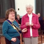 Gladys Johnston Given Spirit of America Award