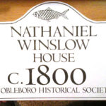 Historical Nobleboro House Markers Available