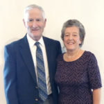Joneses Celebrate Golden Wedding Anniversary