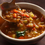 'Making Soup from Leftovers' Class at Morris Farm