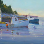 Pemaquid Studio Painters Show at Skidompha