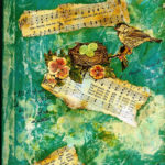 Schaefer Offers Mixed Media Art Classes