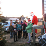 Tree Lighting and Party in Whitefield