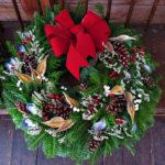 Wreath Sale to Benefit Bremen Library