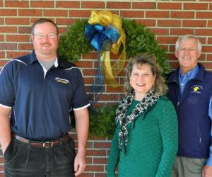 Wreaths Across America Event in Waldoboro