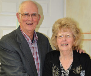 Couple Returns to Bremen Church to Celebrate 50th Wedding Anniversary