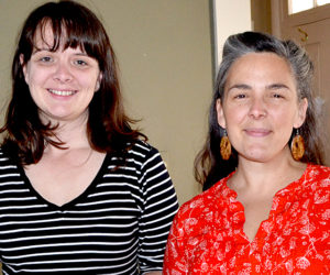 Bristol Artist, Damariscotta Writer Collaborate on Children's Book
