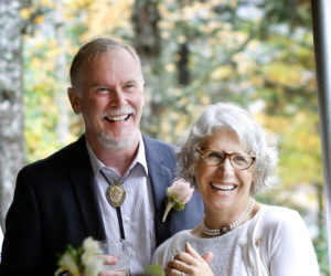 Local Singles Group Celebrates Five Years, One Wedding