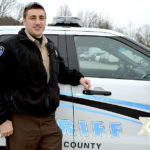 New Deputy on the Road for Sheriff's Office