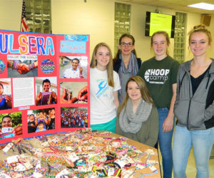 MVHS Spanish Students Sell Handmade Pulseras