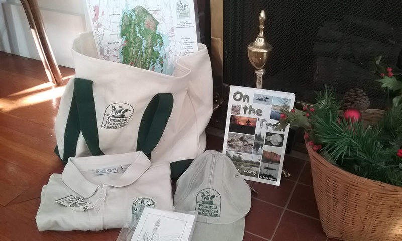 The Pemaquid Watershed Association offers a number of eco-friendly gift ideas for the holidays.