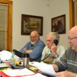 Westport Island Selectmen Hold Last Meeting of 2016