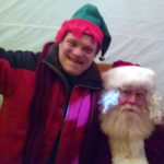 WFD Welcomes Santa on Dec. 18