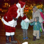 Wiscasset Rings in the Holiday Season with Tree Lighting