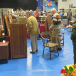 Bath Antique Sale Offers Free Admission to Younger Generation
