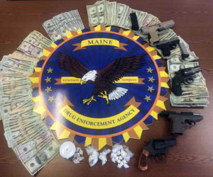 Wiscasset Women among 12 Arrested In Augusta Drug Bust