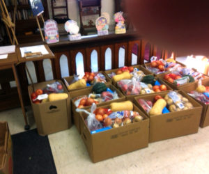 Ecumenical Food Pantry Helps Make Thanksgiving Possible