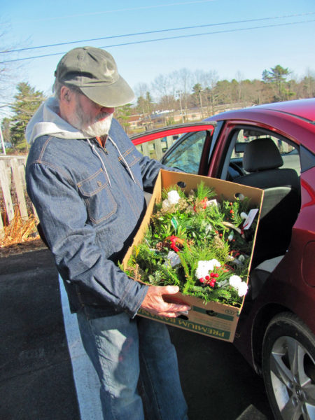 On Friday, Dec. 23, Spectrum Generations Coastal Community Center's volunteer Meals on Wheels drivers will deliver hot meals to recipients, along with community-supported agriculture and holiday-ornament gift bags.