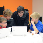 Lincoln Academy Hosts Community Hour of Code