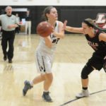 Wells robs Lady Eagles nest