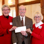 Miles Memorial Hospital League Donates to LincolnHealth Capital Campaign