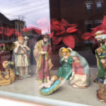 Manger Scene at Tidemark Gallery