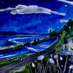 Priscilla McCandless Retrospective at Savory Maine