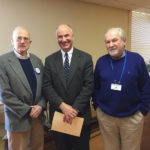 Rotary Members Learn About Community College System